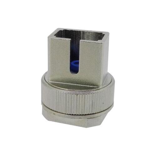 M16 Fiber Optic Meter SC 2.5MM Connector with Female Holder 7mm Ceramic Tube