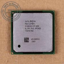 Intel Pentium 4 - 3.4 GHz (RK80546PG0961M) SL7PP SL7E6 CPU Processor 800 MHz
