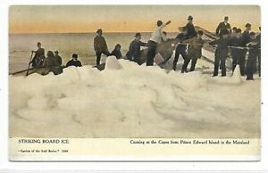 Striking-Board-Ice-PRINCE-EDWARD-ISLAND-Crossing-at-the-Capes-to-Mainland