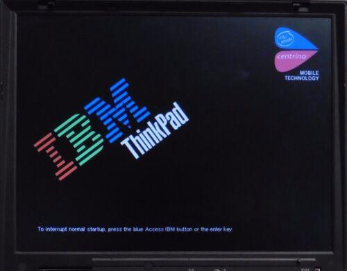 "IBM Lenovo Thinkpad X31 Laptop LCD SCREEN ASSEMBLY 12.1/"""
