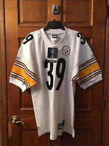 ea622d8b04f Image is loading Reebok-Steelers-PARKER-Jersey-Size-50-New