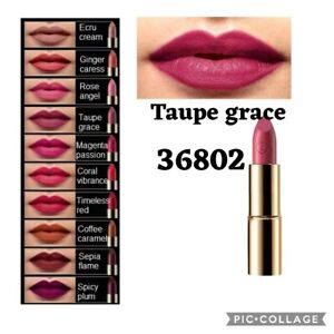 Oriflame Giordani Gold Iconic Matte Lipstick - taupe grace