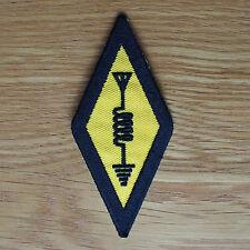 Simbolo internazionale radio amatoriale logo cucito Ferro su stoffa patch shirt NT Adesivo