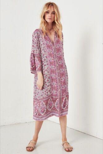 Spell Gypsy Jasmine Tunic Dress Large