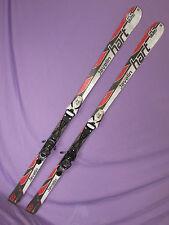 HART Javelin 65 GS J kid's jr race skis 168cm w VIST V2.12 adjustable bindings ~