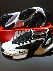 Nike-Air-Zoom-2K-Neu-EU-44-SCHWARZ-WEISS-95-97-98-270-Air-Max