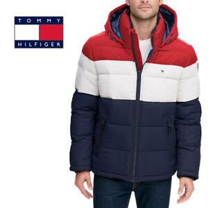 Tommy-Hilfiger-Men-039-s-Ultra-Loft-Insulated-Hooded-Puffer-Jacket-Coat