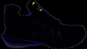Nike Men's Shox Gravity Black Purple Multi color AR1999 005  Size 9.5 (CM 27.5)