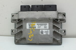 2012 2013 12 13 FORD FIESTA COMPUTER ENGINE CONTROL ECU ECM EBX  MODULE K557