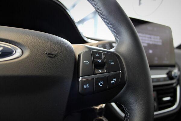 Ford Fiesta 1,5 TDCi 85 Titanium billede 13