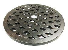 "Patio table lazy susan 21"" cast aluminum turntable rotates 360 degrees Bronze"