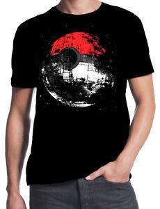781c6341 Pokemon Pokeball Poke Ball Death Star Star Wars Mashup Sci Fi Manga ...