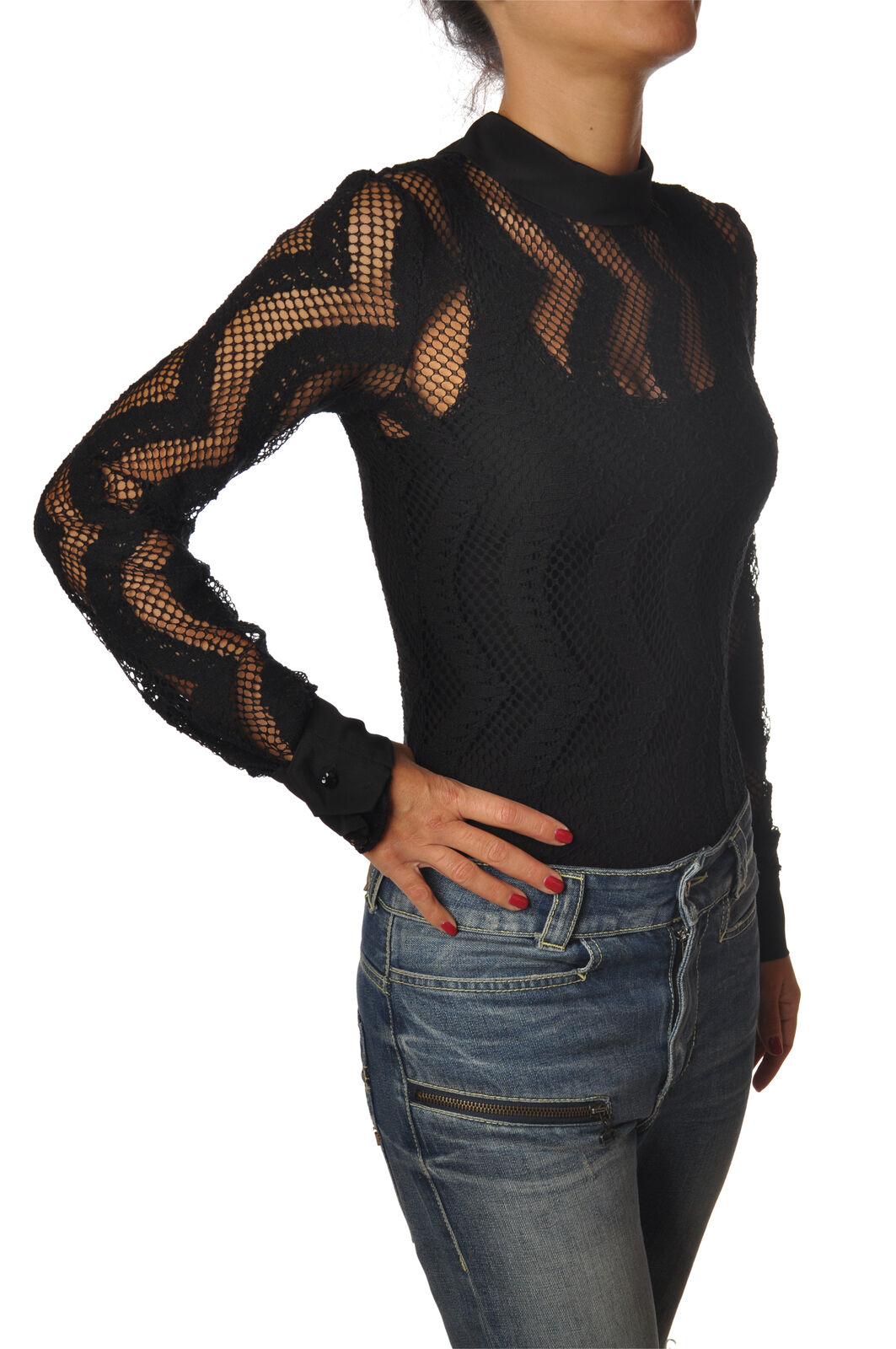 Rame - Shirts-Shirts - Woman - schwarz - 5730809E190656