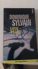 Dominique Sylvain - Vox