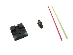 Details about CZ P10 C & P10 F Y-Notch Fiber Optic Sight Set Frank Proctor  Designed