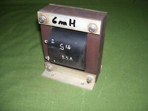 Impedenza di filtro per alimentatori 6mH  3,5 Amper