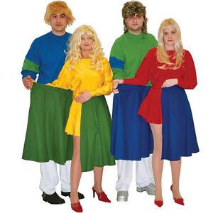 HIRE-80-039-s-Eurovision-Buck-039-s-Fizz-Costumes-inc-wigs