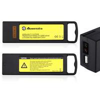 6300mah 11.1v 3s Li-po Battery For Yuneec Q500 Q500+ 4k Rc Drone Flight