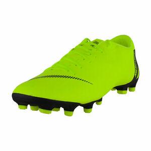 Nike Homme Mercurial vapor 12 Académie Pignon fixe/MG de football Crampons sz 6.5