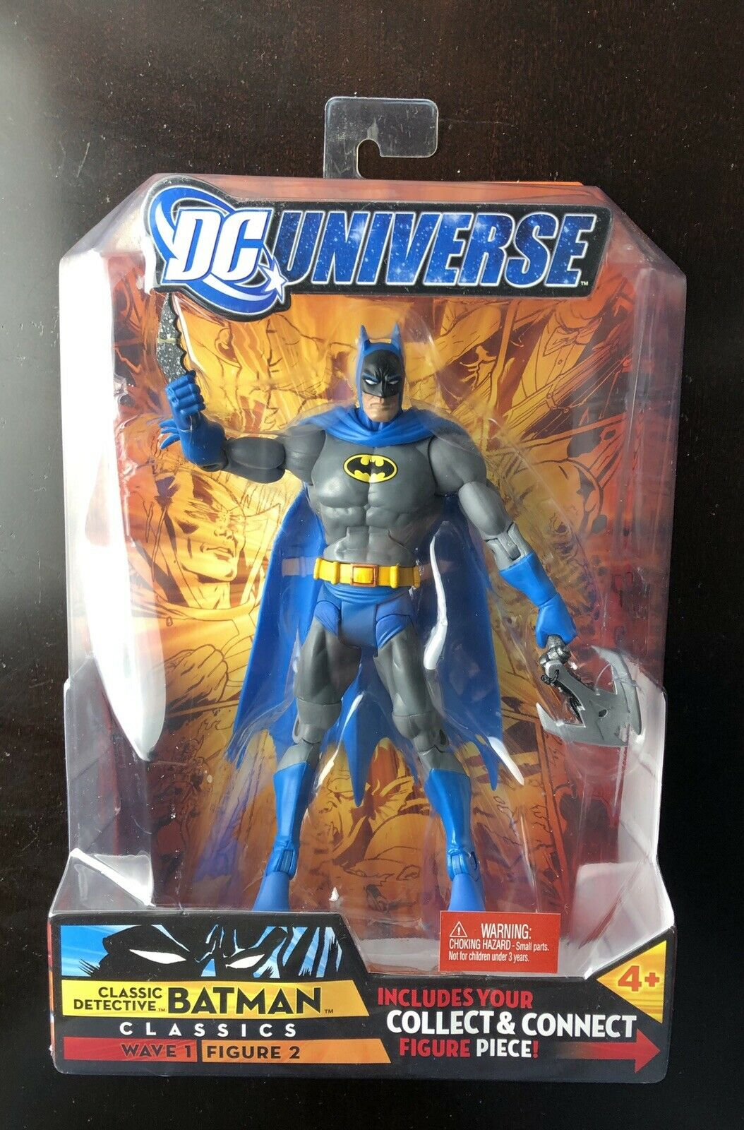 Dc Universe Classics Wave 1 Classic  Batman