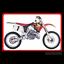 kit-adesivi-Honda-Cr-125-250-1995-1996-1997-completi-grafiche-Team-USA-motocross Indexbild 2