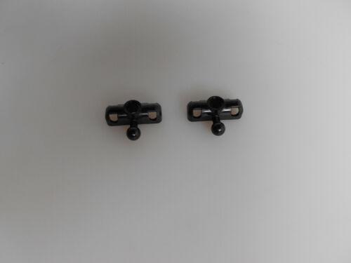 Lego® Technic 2x Radaufhängung//Achs Lenkung schwarz 6571