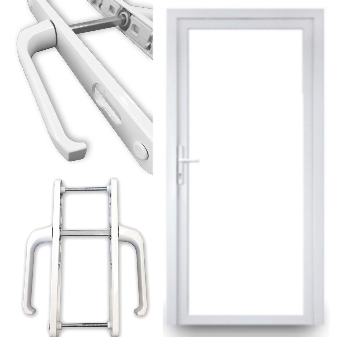 Glastür Ladentür Eingangstür Nebeneingangstür Tür Klarglas