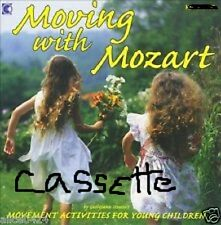 Moving with Mozart,Cassette Twinkle, Little Star,Sleigh Ride,The Magic Flute