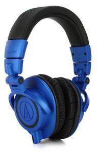 Audio-Technica-ATH-M50xBB-Professional-Studio-Monitor-Headphones-LE-Blue