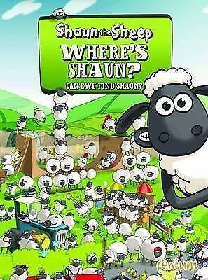 1 of 1 - Where's Shaun?, , Very Good Book