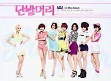 Aoa - Short Hair (1st Mini Album) [New CD] Asia - Import