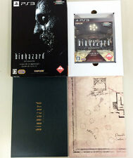 Used Sony PS3 PlayStation 3 Resident Evil Biohazard HD Remaster Collector's JP