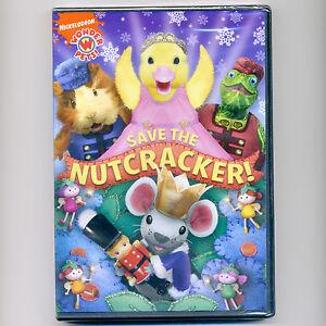 Wonder Pets Save Nutcracker Mouse Bee Slug Pangaroo Cricket Cow