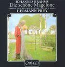 Brahms - Romanzen Op.33 Audio CD