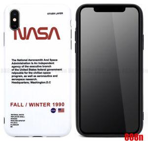 e548f4f82c Nasa Apollo Phone Case Cover For Apple iPhone XS Max XR XS 8 7 Plus ...