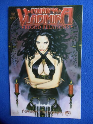 COUNTESS VLADIMIRA SET 1ST PRINT 1999