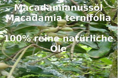 "Macadamianußöl raff. Macadamiaöl 100 ml 100% reine Öle von ""Mäc Spice"" Beauty"