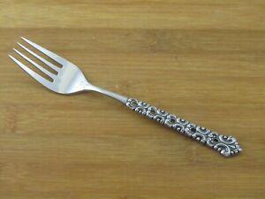 Oneida-Old-Baroque-Salad-Fork-6-7-8-034-Northland-Stainless-Flatware-Silverware