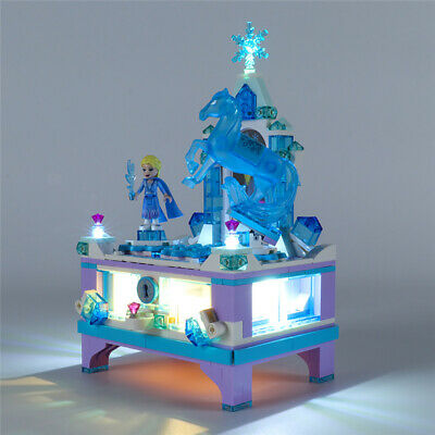 LEGO DISNEY FROZEN 2 Elsa's Jewelry Box BLUE CLEAR TRANSPARENT HORSE 41168