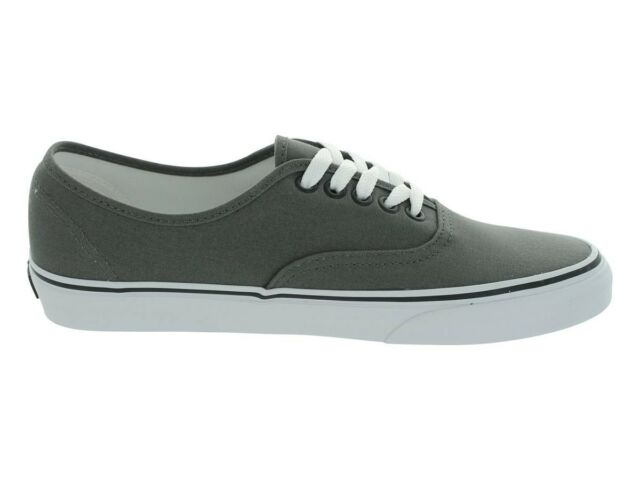moderate Kosten kostengünstig heiß-verkaufendes spätestes Vans AUTHENTIC Pewter Black Casual Skateboarding VN-0JRAPBQ (220) Men's  Shoes