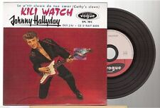 JOHNNY HALLYDAY CD EP REPLICA DELUXE EDITION kily watch
