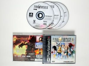 Final-Fantasy-IX-game-for-Sony-Playstation-PS1-PSX-Game-amp-Case