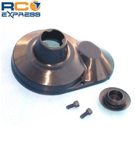 Associated Molded Gear Cover Black B4//T4 ASC7460