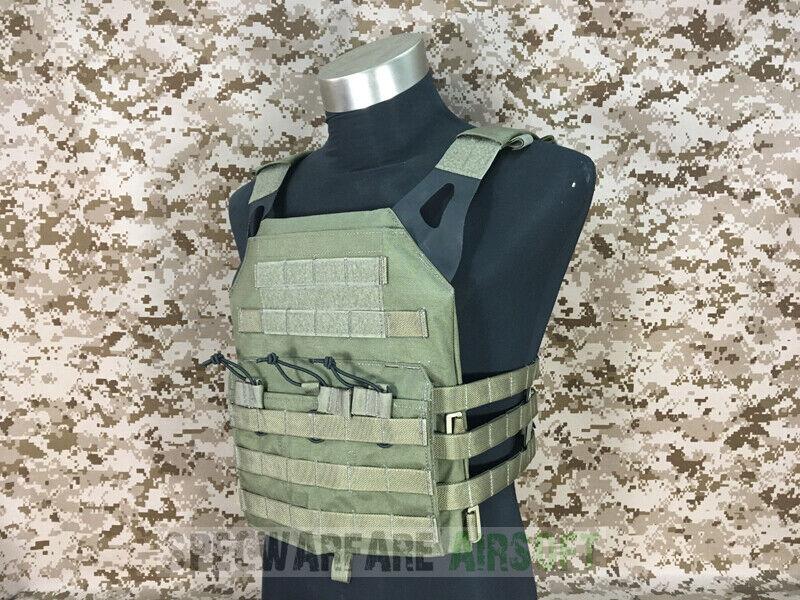 FLYYE Swift Plate Carrier JPC Vest (Size L RG) FY-VT-M028-L-RG