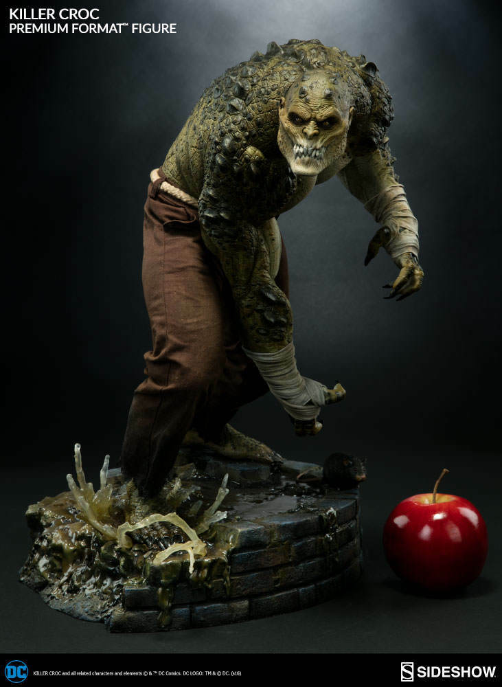 Dc 1/4 Premium Format Killer Croc Sideshow Collectibles 300286