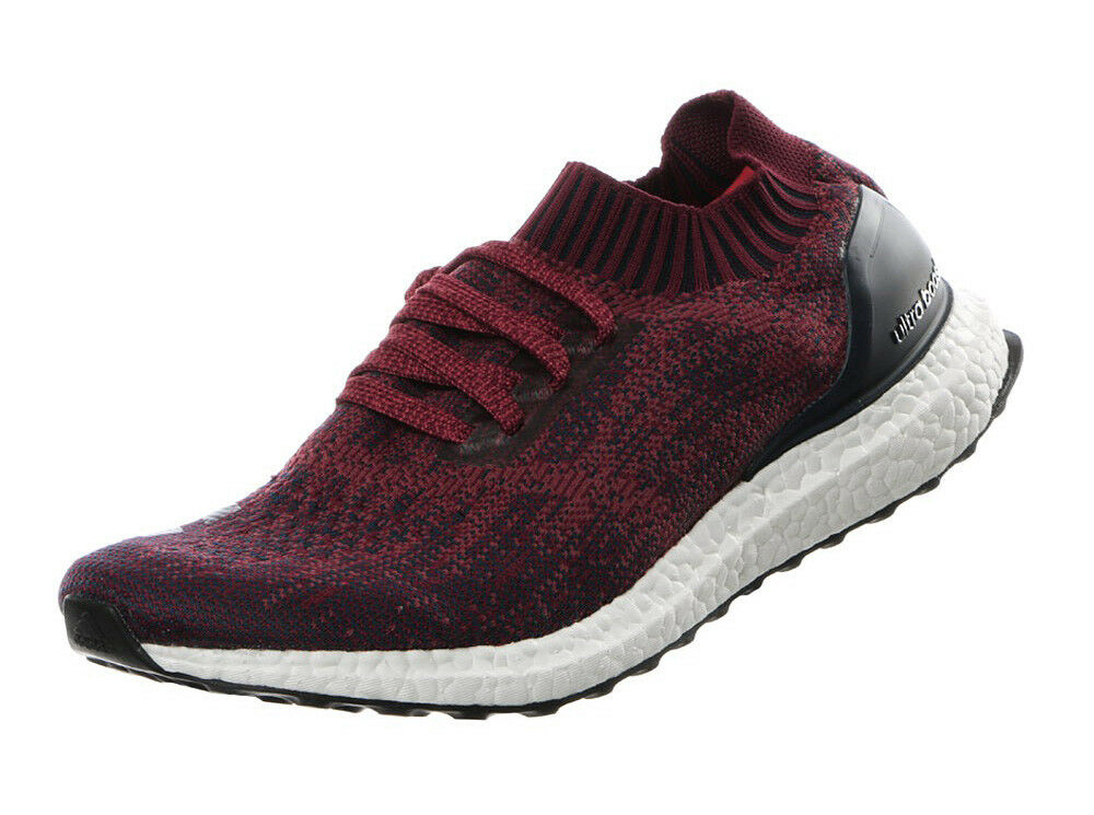 ADIDAS ULTRA BOOST UNCAGED MYSTERY RED BURGUNDY Gr.42-44,5 ltd BA9617 clima 2.0