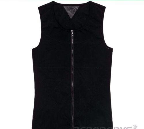 Best Girdle Male Corset Tummy Tucker Control Vest Tank Waist Shaper Top for Men