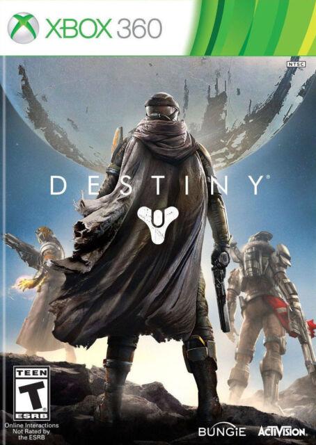 Destiny - Standard Edition - Xbox 360, Acceptable Xbox 360, Xbox 360 Video Games - $8.99