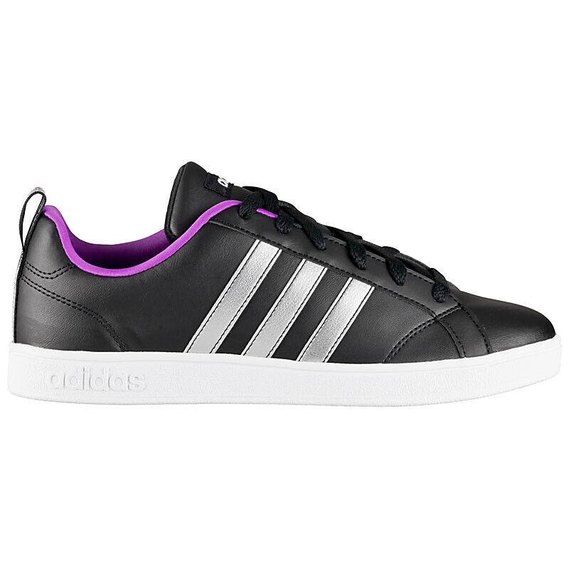 Adidas Advantage Low W Femme chaussures Baskets AW4789 noir Neuf