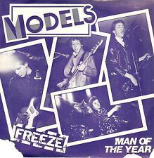 MODELS Freeze Vinyl Record 7 Inch Step Forward SF 3 1977 Original 1st Pressing